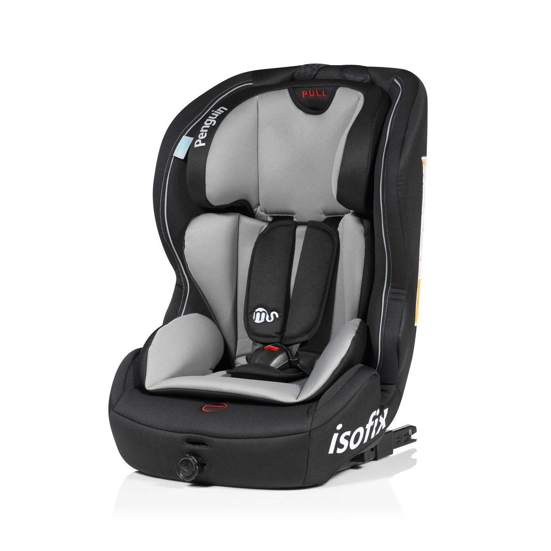 Grupo 1 2 3 silla auto beb penguin evolutiva fix for Silla de auto bebe