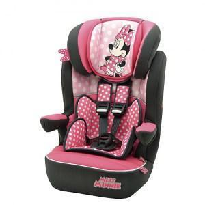 Nania-IMAX-SP-Disney-Car-Seat-Group-123-minie-Mouse