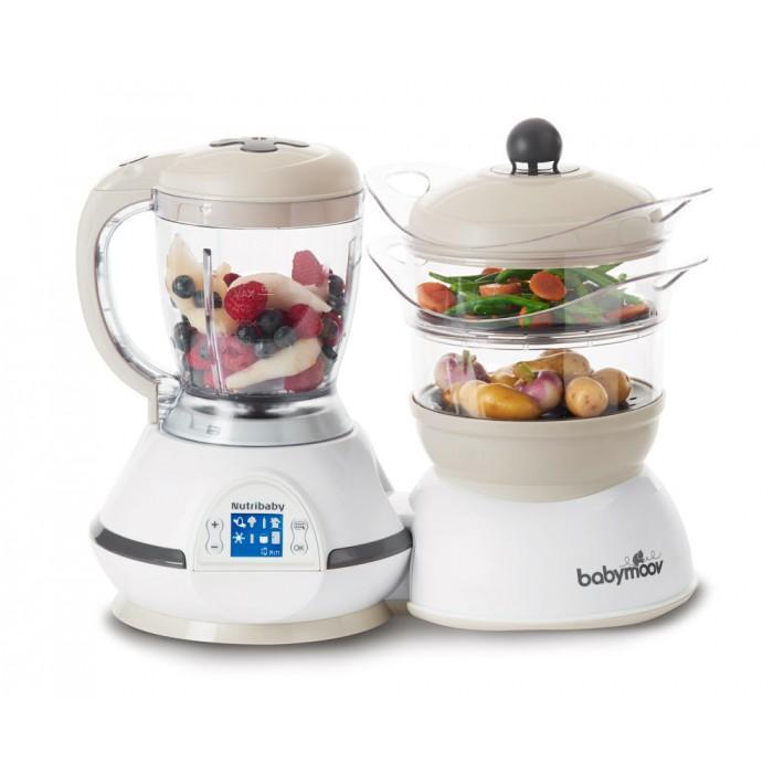 Elegant Robot Cocina Nutribaby Classic BabyMoov