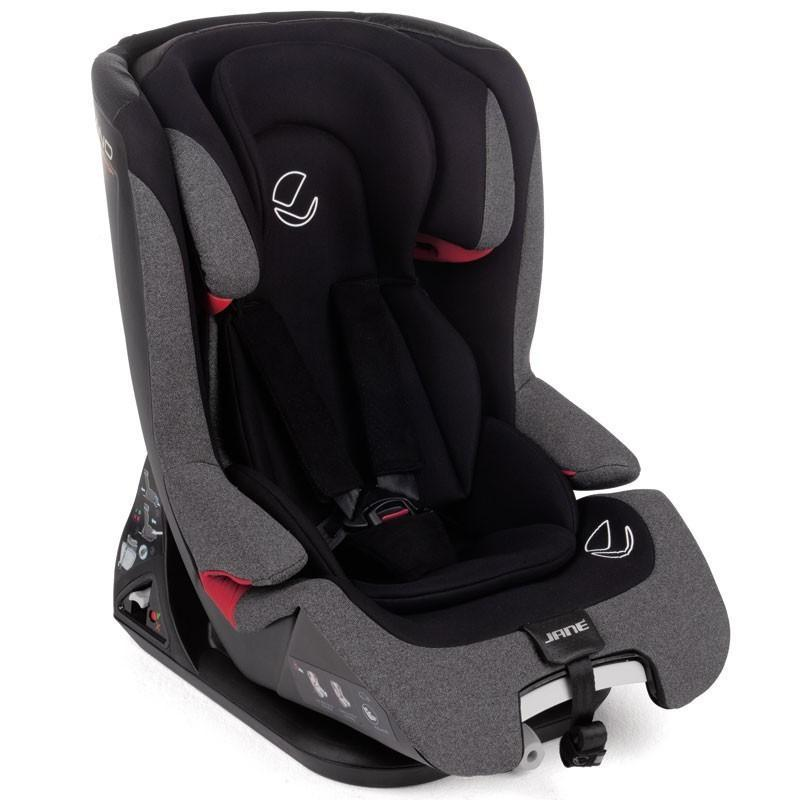 Grupo 1 2 3 silla auto beb grand jet black jan 2018 for Silla auto bebe grupo 1 2 3