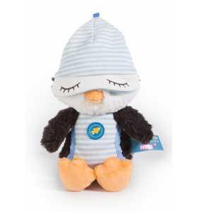 Peluche bebé 38 cm. Pingüino Dulces sueños NICI