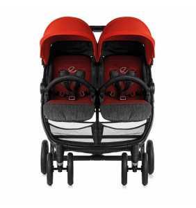 Silla paseo bebé gemelar TWINLINK Nomads 2020