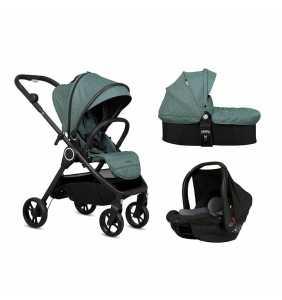 Coche bebé WEND MATCH 3 Green Sea CasualPlay 2021