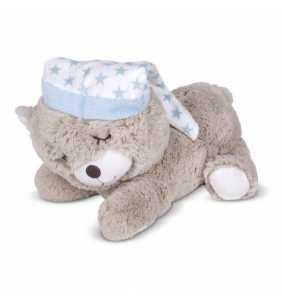 Oso térmico bebé azul Interbaby