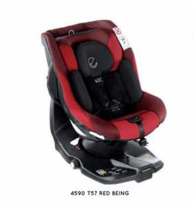 Silla auto bebé Ikonic Red Being Jané 2019