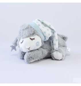 Oveja térmica bebé azul Interbaby