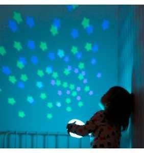 Lámpara proyector compañía bebé Arco Iris Little Lovely