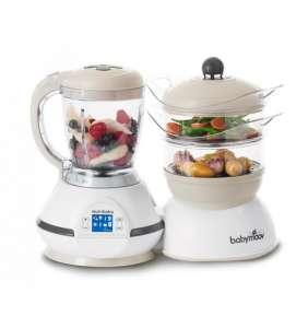 Robot cocina Nutribaby Classic BabyMoov