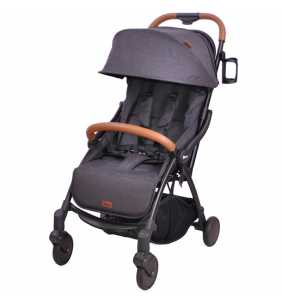 Silla paseo bebé Shom Magical Black Anthracite Baby Essentials 2019