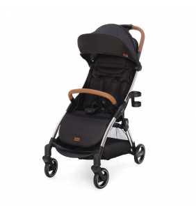 Silla paseo bebé Shom Magical Black Anthracite chasis cromado Baby Essentials 2019