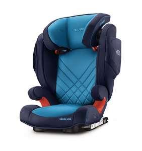 Elevador bebé Monza Nova 2 Seatfix Xenon Blue RECARO 2017