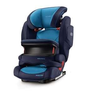 Silla auto bebé Monza Nova IS Xenon Blue RECARO 2018