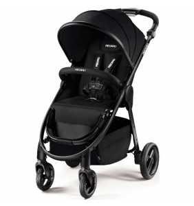 Silla paseo bebé Citylife Black RECARO 2017