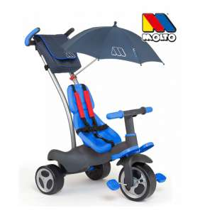 Triciclo Urban Trike 5 in 1 Denim Molto evolutivo